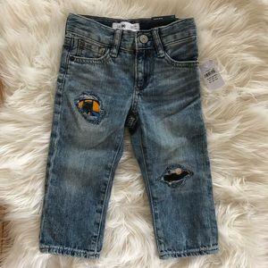 Baby gap Batman jeans